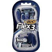 Bic Flex 3 Men'S 4ct Size 4ct Bic Flex 3 Men'S 4ct