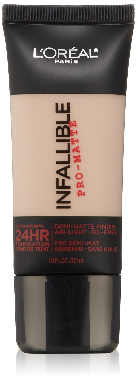 Amazon.com : L'Oreal Paris Infallible Pro-Matte Foundation Makeup ...