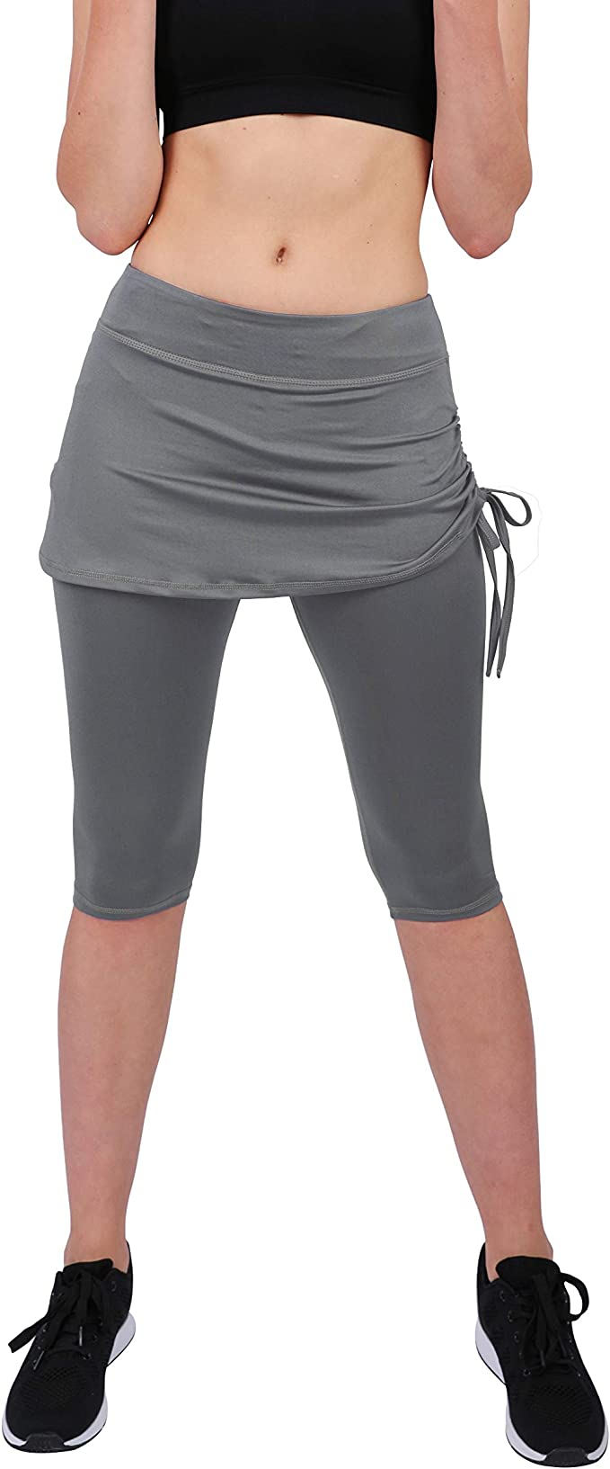 HonourSport Faldas Deportivas para Mujer Pantalones Cortos con ...