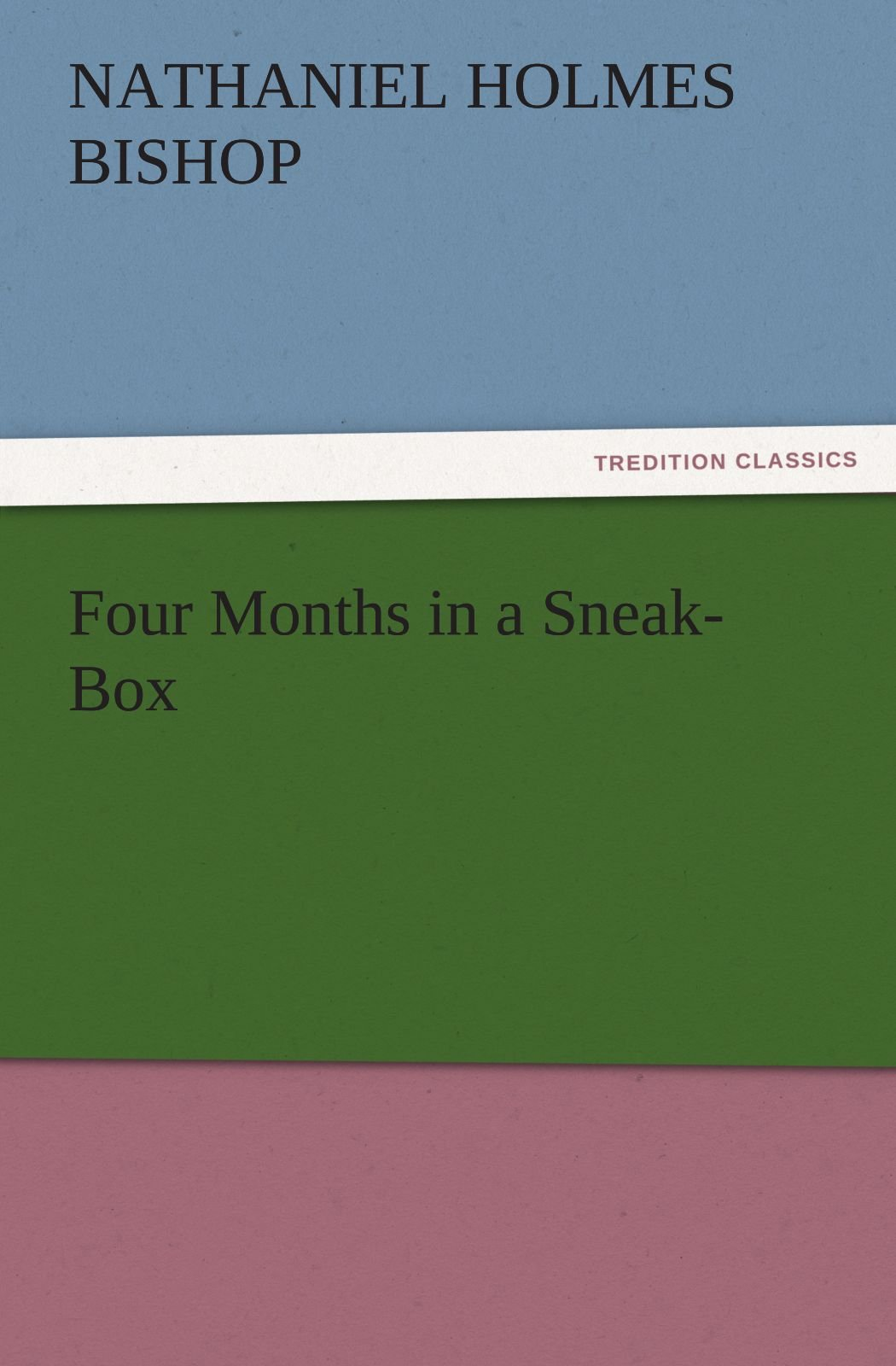 Download Four Months in a Sneak-Box (TREDITION CLASSICS) PDF