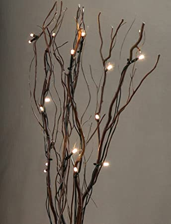 Twinkle Star 36 Inch Willow Branch Lights Willow Twig Lighted Branch For  Home, Christmas