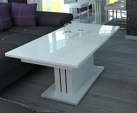 Tavolino allungabile funzione regolabile in altezza da salotto ...