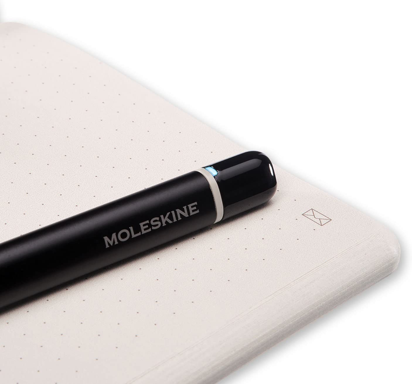 Moleskine Pen Smart Writing Set Pen Dotted Smart Notebook Use With Moleskine App For Digitally Storing Notes Only Compatible With Moleskine Smart Notebooks Amazon Ca Office Products