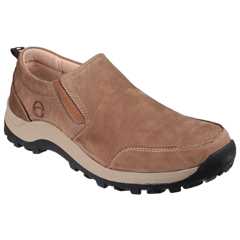 Cotswold - Zapatos con Fuelle Modelo Sheepscombe Hombre Caballero 45 EU|Marrón Tostado