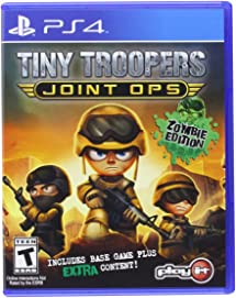 Tiny Troopers Zombie Edition - PlayStation 4