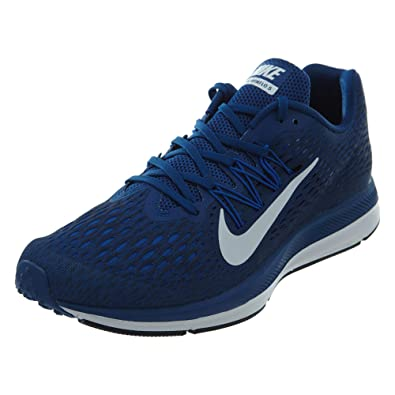huge discount d5c00 ebe31 Nike Mens Mesh Lace Up Sports Shoes Blue 11  Buy Online at Low Prices in  India - Amazon.in