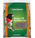 Valley Splendor Black Oil Sunflower Seeds, 2 lbs