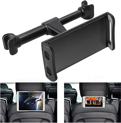 360°Car Seat Back Headrest Mount Holder 4-10.5 inch Tablet for Bracket IPad