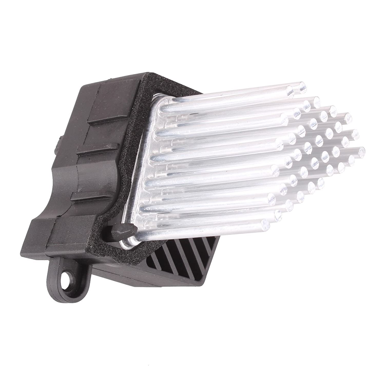 Heater Motor Blower Fan Resistor Resistance 5 64116929486 For 1997-2006 E46 E39 X3 X5 Heart Horse