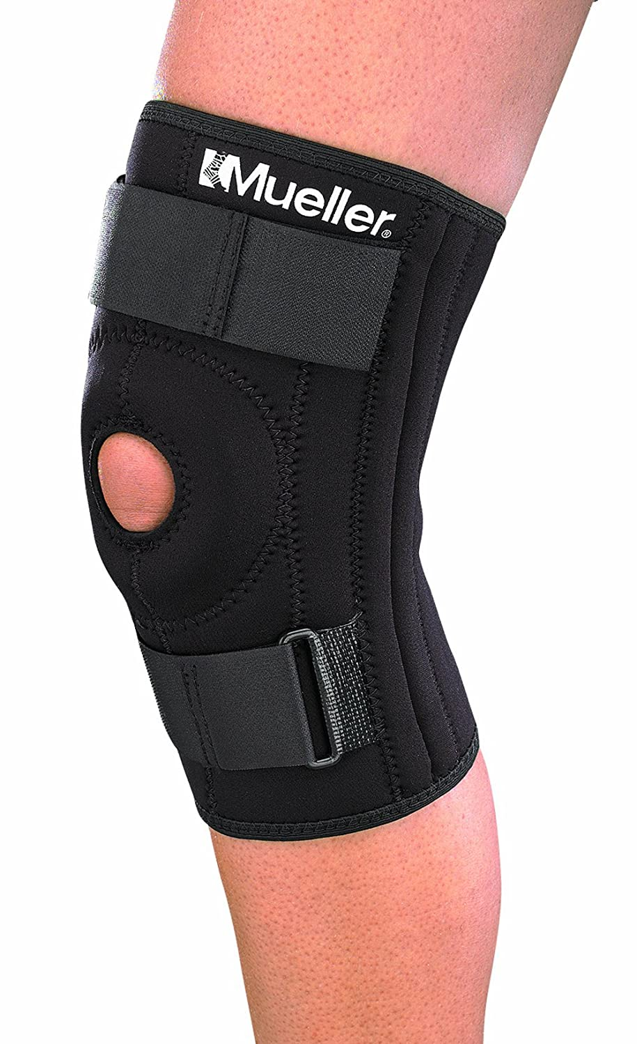 Watch - How to mueller wear max knee strap video