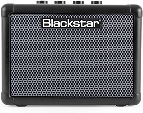 Blackstar, BLSFLYBSSS - Mini amplificador para bajo, 3W: Amazon.es ...