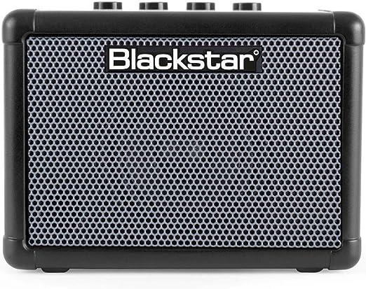 Blackstar, BLSFLYBSSS - Mini amplificador para bajo, 3W