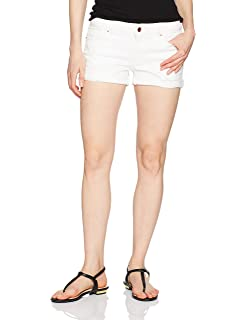 bc1492ca8f Amazon.com: DL1961 Women's Karlie Denim Shorts: Clothing