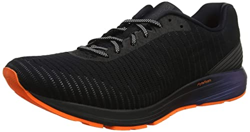 Amazon.com | Asics DynaFlyte 3 Lite-Show Mens Running Shoes - Black ...