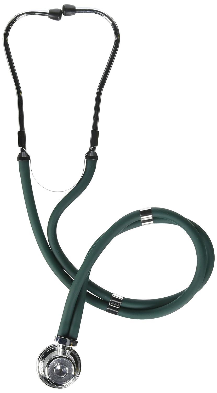 Amazon.com: Medline MDS926307 Sprague Rappaport Stethoscope, Hunter Green: Industrial & Scientific