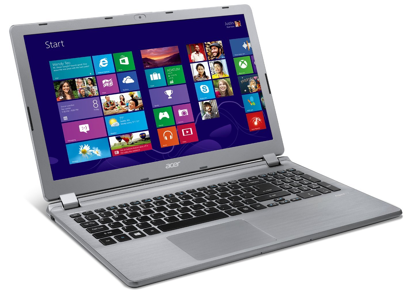 Acer Aspire V5-373PG - Portátil de 15.6