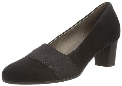 Gabor Shoes Gabor Basic, Escarpins Femme, (Schwarz), 40 EU