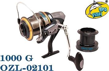 BPS (R) Carrete de Pesca Spinning Fishing Reel Diferente modelos ...