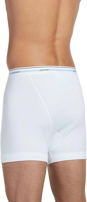 6 Pack Jockey Mens Underwear Classic Brief