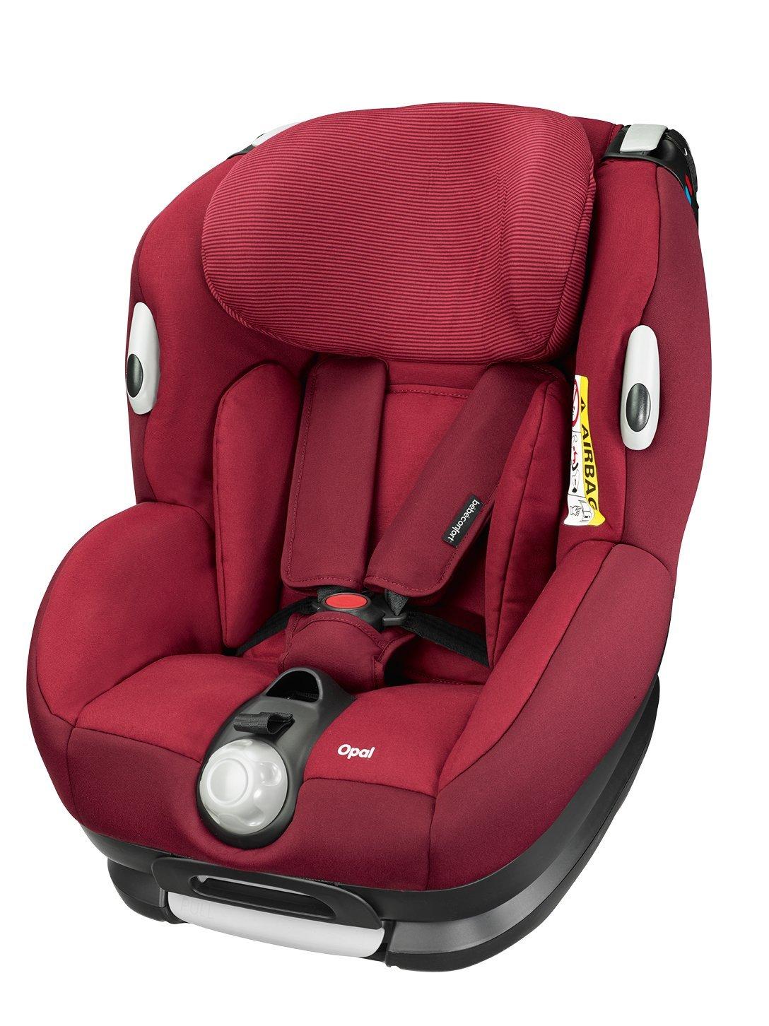 Bébé Confort Opal Seggiolino Auto 0-18 kg Reclinabile, Gruppo 0+/1, 0-4 Anni, Colore Black Raven Dorel 85258950