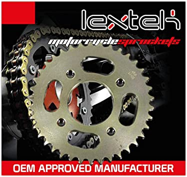 Gearing Upgrade 16 Tooth Front Sprocket for Kaisar KS125GY-3A