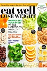 Eat Well, Lose Weight 2017 Kindle Edition