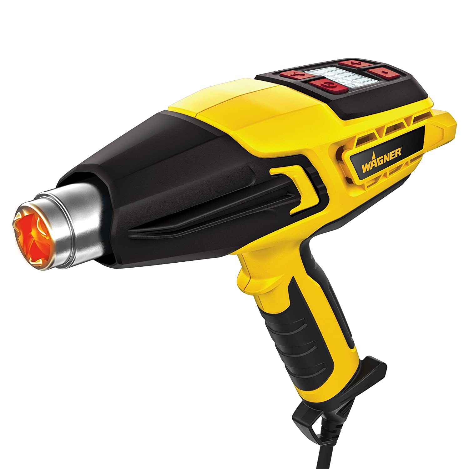 Wagner 0503063 Furno 500 Variable-Temp Heat Gun, 12 Temperature Settings Ranging 150ᵒF-1200ᵒF