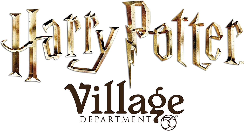 2.8 in H Department 56 Harry Potter Village Professor Slughorn and The Trio Figurine Set