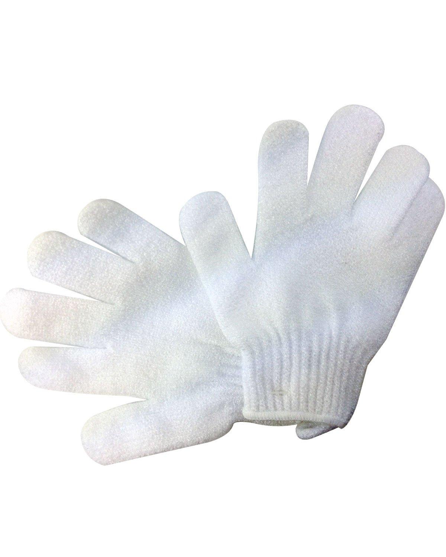 The Body Shop Exfoliating Bath Gloves Bodyshop
