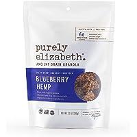 purely elizabeth Ancient Grain Granola, Blueberry Hemp, Gluten-Free, 3 Count