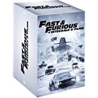 Fast and Furious - L'intégrale 8 films [Import italien]