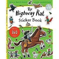 The Highway Rat Sticker Book (Sticker Books)