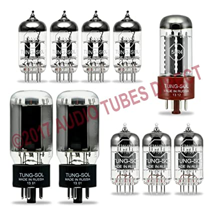Tung-Sol Tube Upgrade Kit For Magnatone Single V Amps 6L6GCSTR/12AX7/12AU7W