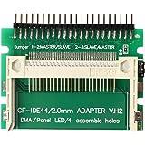 SODIAL(R) Adaptateur pour cartes males IDE 44-Pin a CF carte