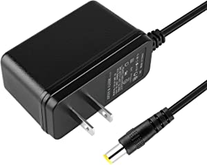ALSISK 12V 2A 24W Transformer Power Supply Adapter,Power Plug for Home Appliances,CCTV Camera,Wifi Routers,Hubs,LED Strips,Telekom,T-Com,Speedport,Radiowecker,Scanner,Switch,ESCAM QD300 UL/FCC Approve