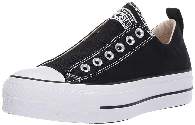4118f71a157 Converse Women's Chuck Taylor All Star Lift Slip Sneaker