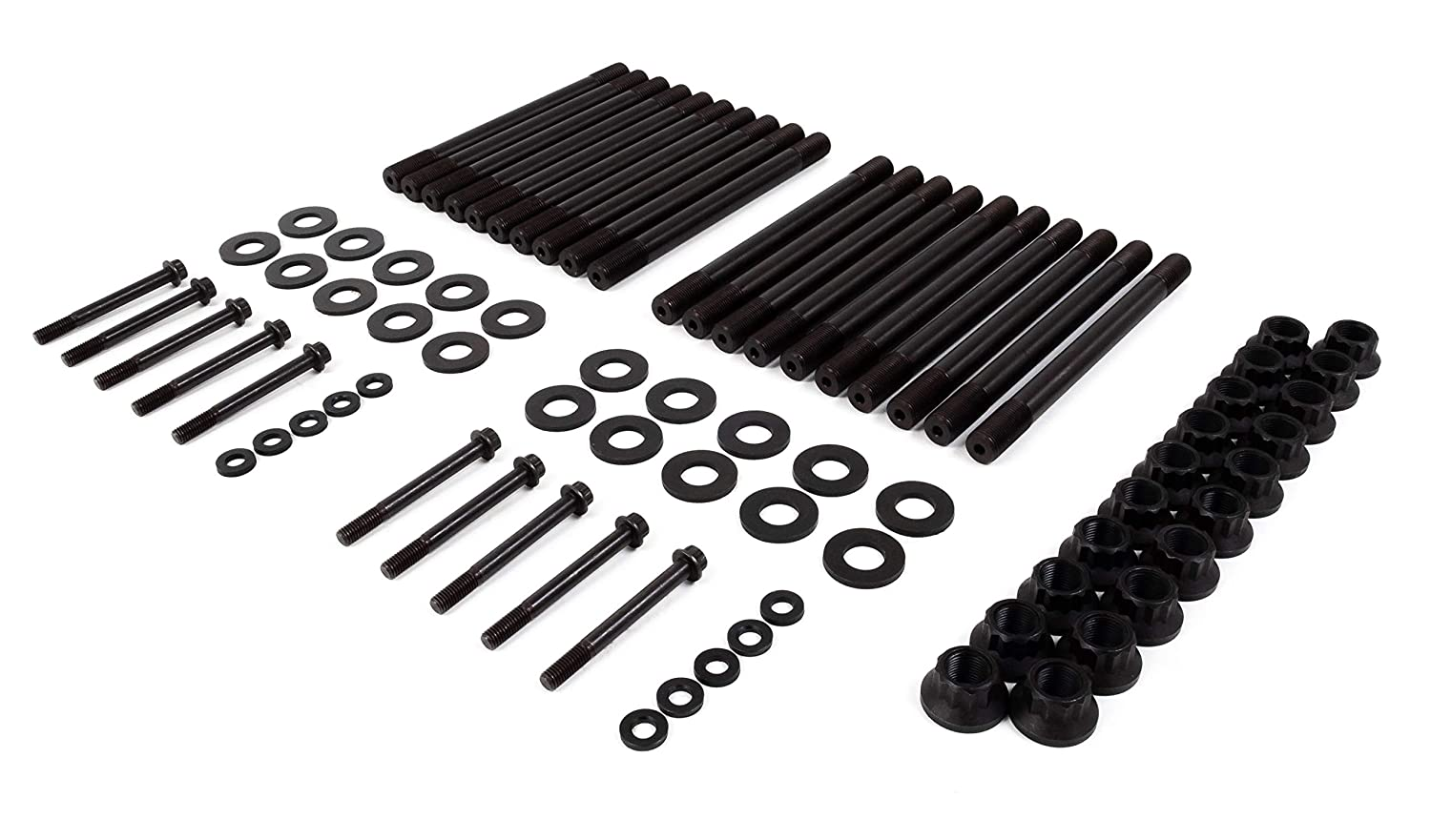 Installation Instructions /& Assembly Lubricant Included 2008-2010 Ford PowerStroke 6.4L F250 F350 F450 Diesel Cylinder Head Stud Kit CP875