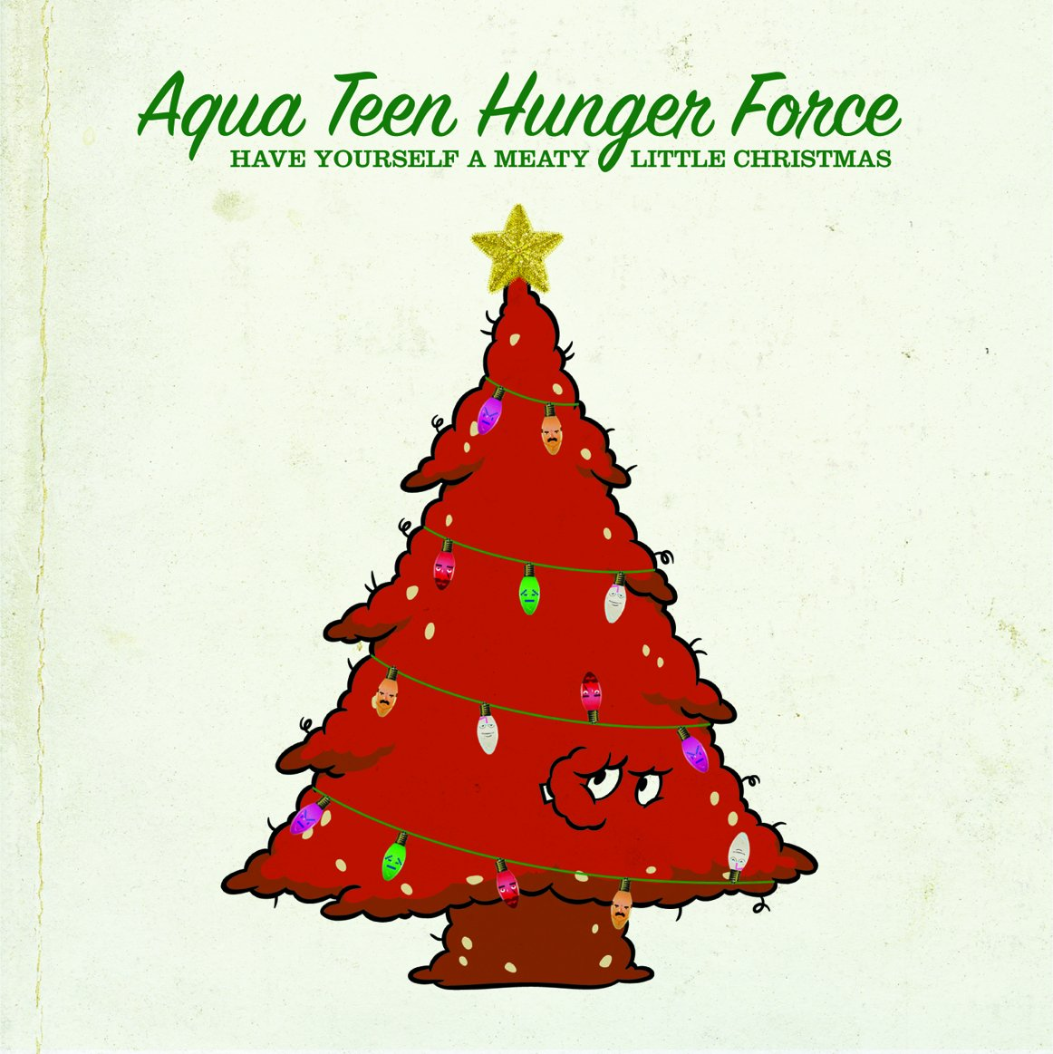 Aqua Teen Hunger Force - Have Yourself A Meaty Little Christmas ...
