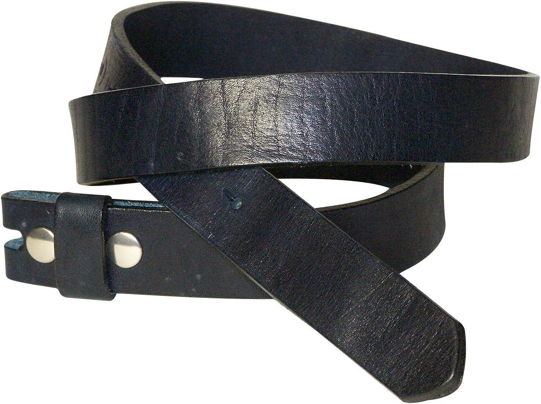 FRONHOFER Interchangeable belt 1.18 genuine leather 3 cm snap-on belt leather