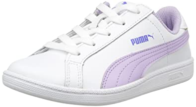 Puma Boys  Smash Fun L Hi-Top Sneakers  Amazon.co.uk  Shoes   Bags 7d82b093b