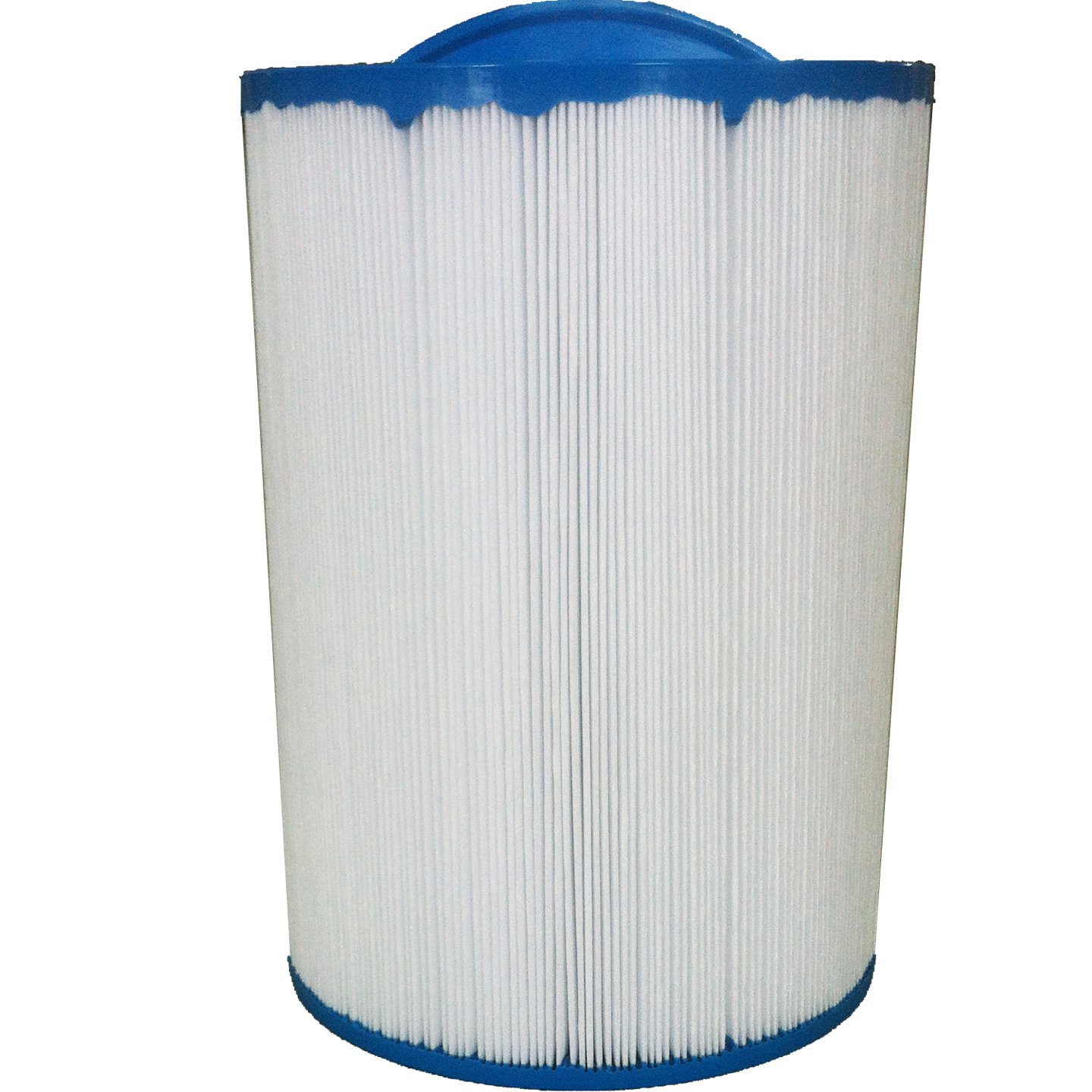 Tier1 Waterways 817-0050, Front Access Skimmer, Pleatco PWW50, Filbur FC-0359, Unicel 6CH-940 Comparable Replacement Spa Filter Cartridge
