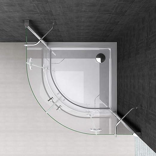 doporro cabina de ducha diseño Rav02K 80x80x190cm vidrio ...