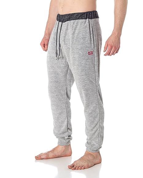 huge discount e8cd3 def1e Ecko Unltd. Mens Slub Cotton Jogger Pants Grey XL