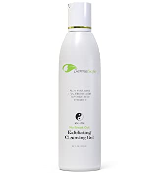 Body cleanser facial glycolic