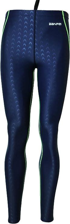Ultradünne Tauchhosen Surfen Leggings Schwimmen Strumpfhosen l hellblau für