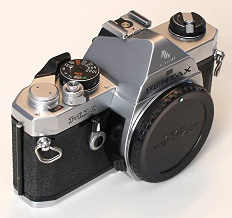Pentax MX 35mm SLR Camara analogica (Cuerpo): Amazon.es: Electrónica