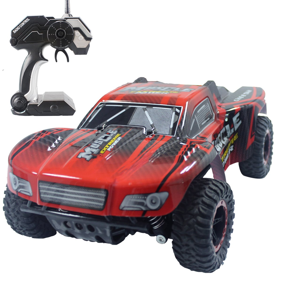 Hugine 116 20kmh high speed rc car off road vehicle 24g racing hugine 116 20kmh high speed rc car off road vehicle 24g racing cars rock crawler monster truck dune buggy extreme 4 wheel independent suspension radio publicscrutiny Images