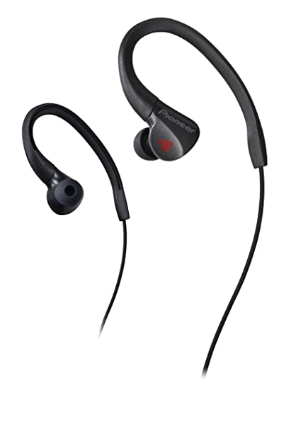 Amazon.com  Pioneer Ironman Sweat-Resistant Sports Earphones f7eec490da