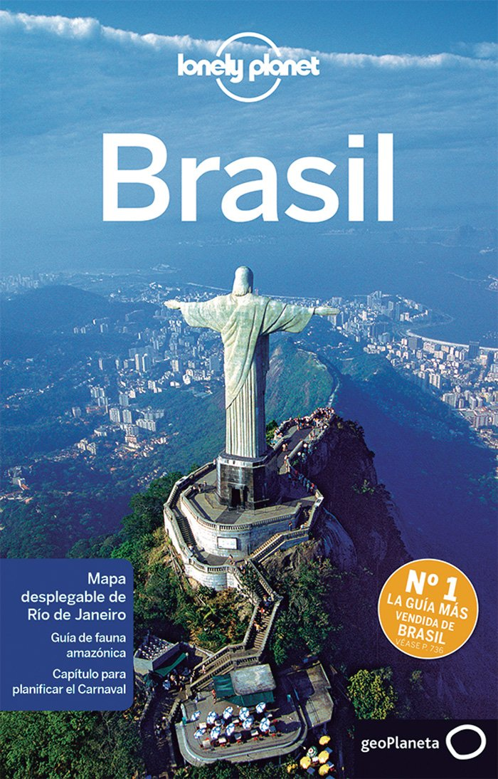 Download Lonely Planet Brasil (Travel Guide) (Spanish Edition) PDF