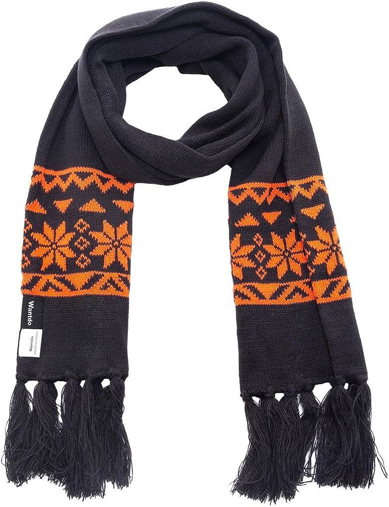 Wantdo Unisex Knitted...
